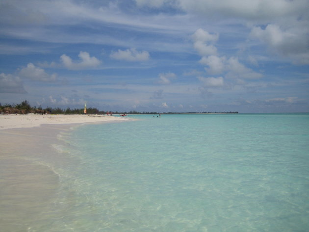 Cay Largo beach