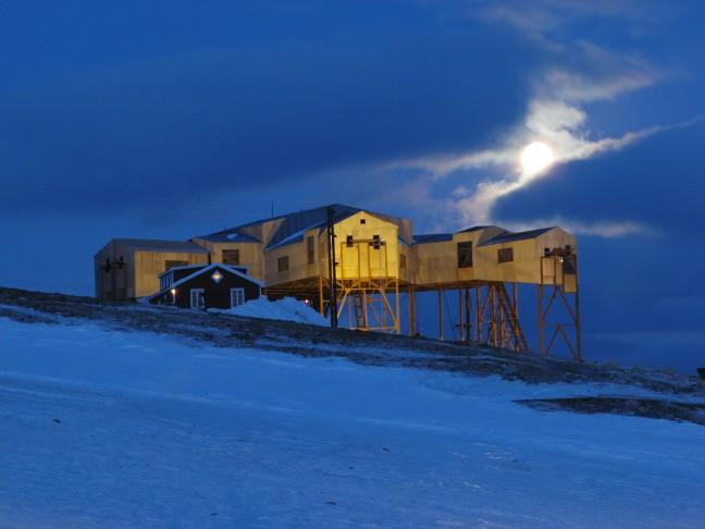 Kabelbaancentrale Longyearbyen