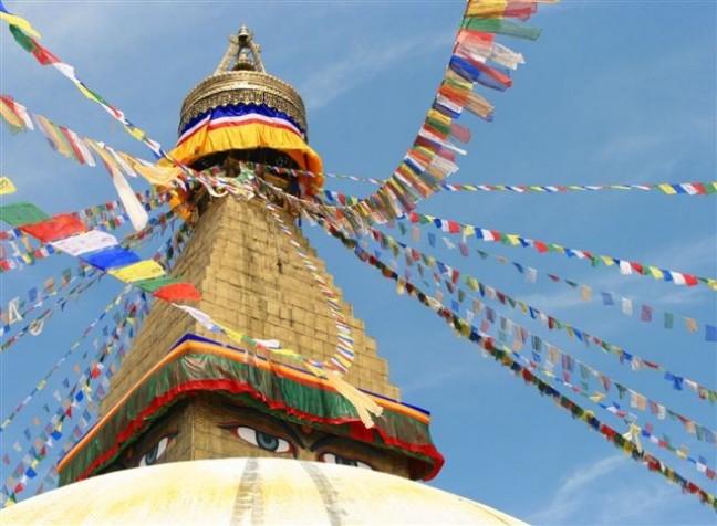 Stupa Bodhanath