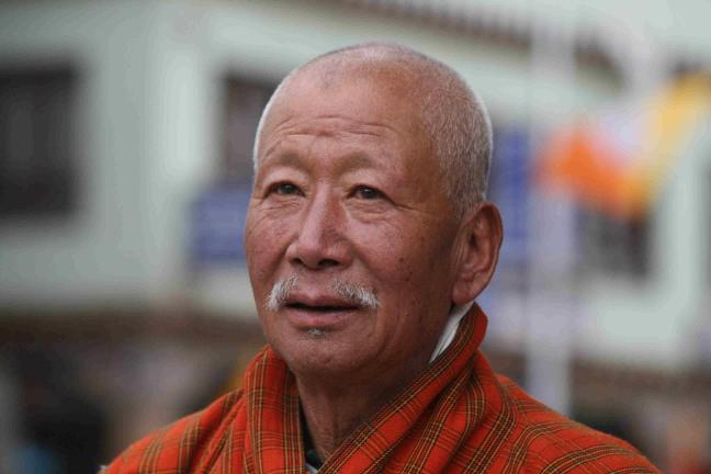 vriendelijk bhutanees