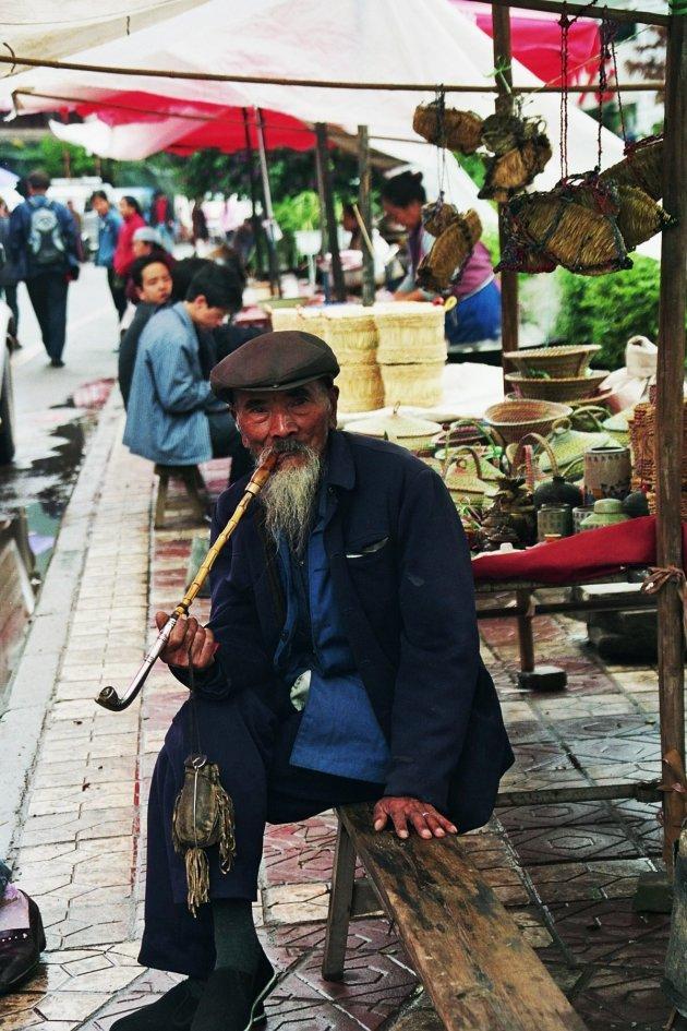 de opiumschuiver