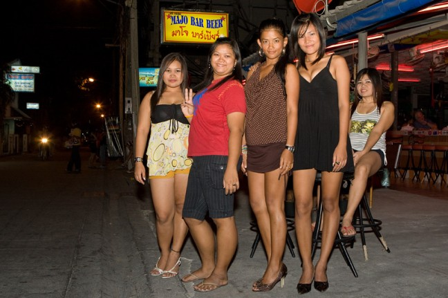 Prostitutie in Pattaya