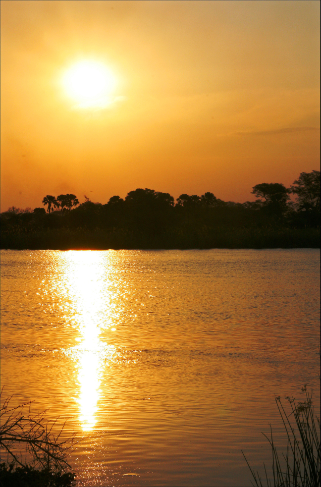 Liwonde sunset