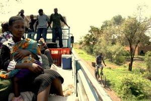 Lokaal Transport Zambia