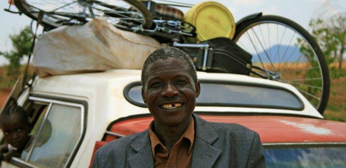 Pastor Charles Harrison Ngoma