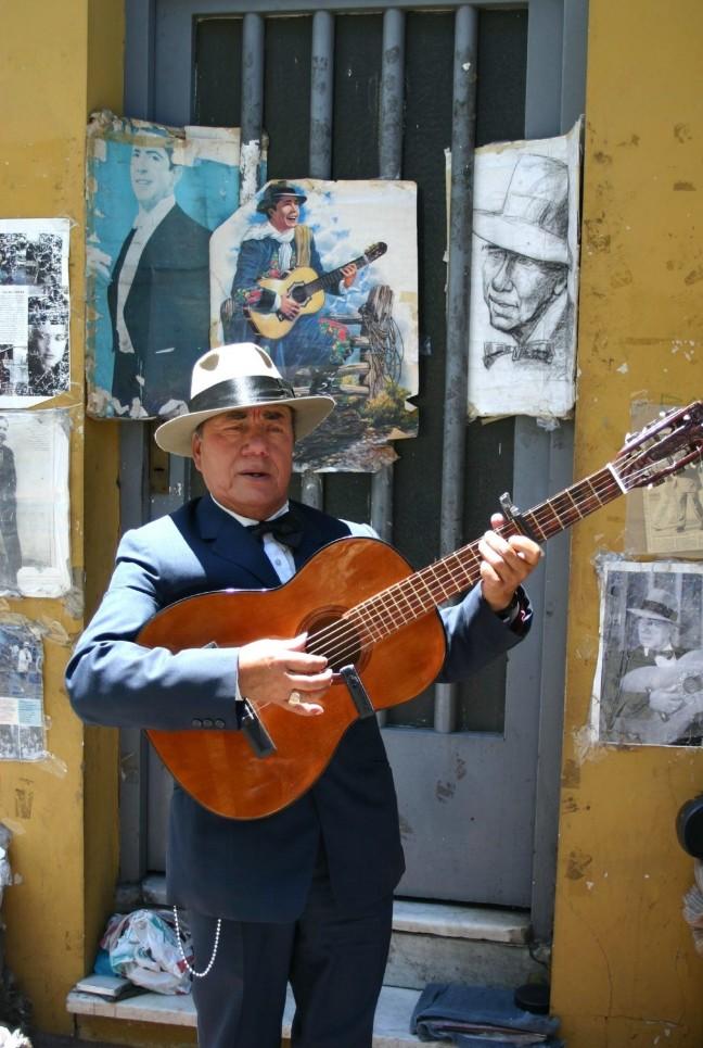 Tango zanger