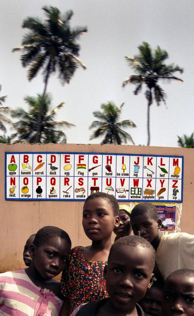 African Alfabet