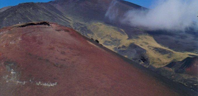 Vulkanische kleuren