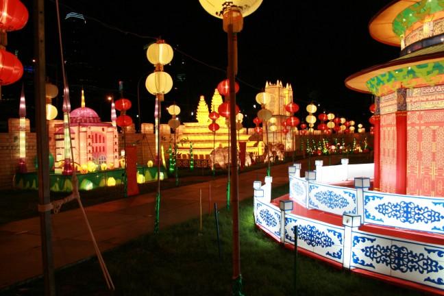 lantaarnfestival chinatown