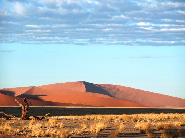 Sunrise @ Dune 45