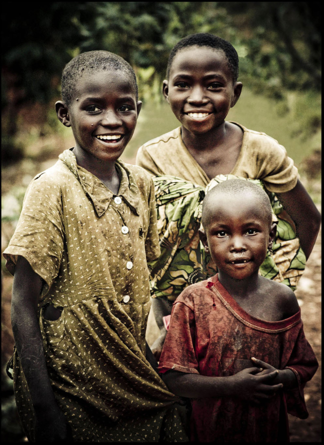 Ruandan Laughs