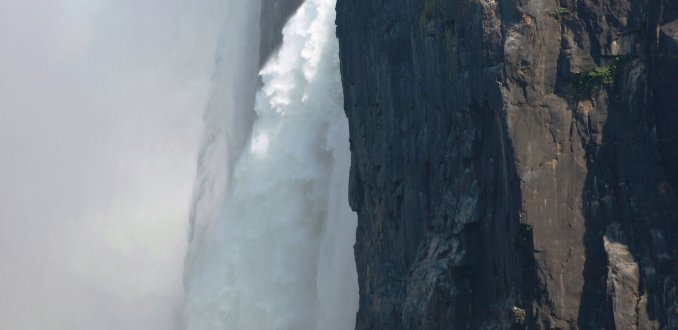 Victoria Falls, Livingstone