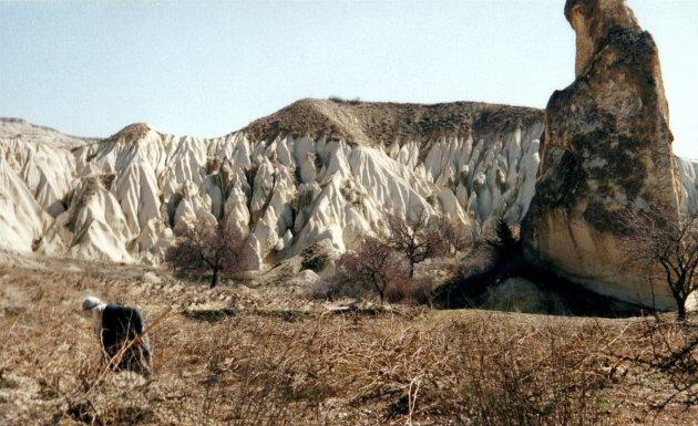 Cappadocie en landbouw