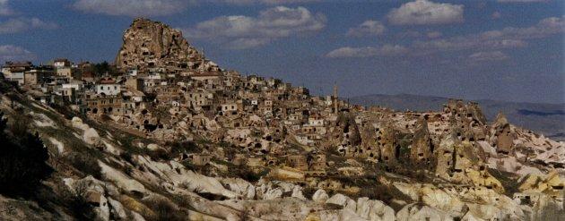 Afscheid van Cappadocie
