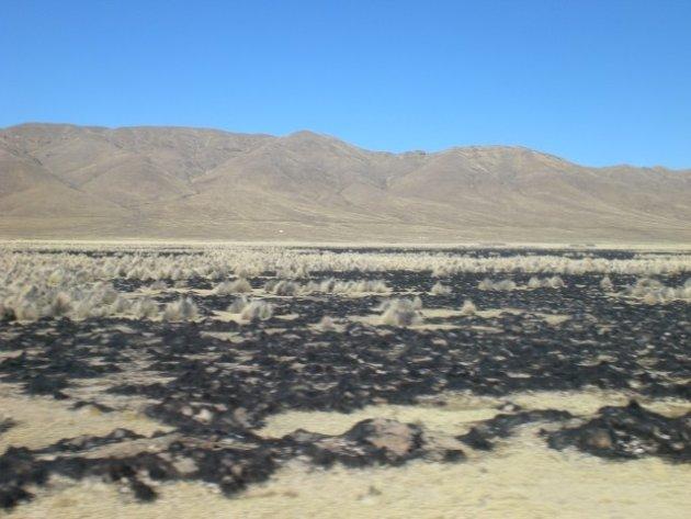 van Oruro naa Uyuni
