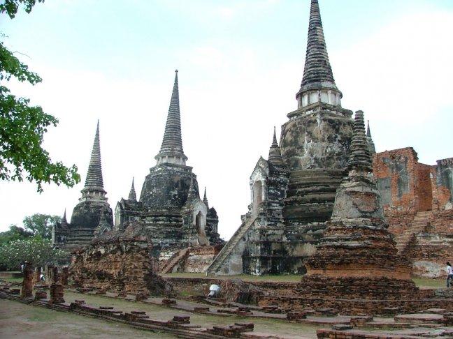 Ayutthaya de Phra Si Sanphet