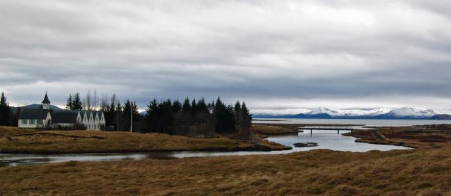 panorama Thingvellir