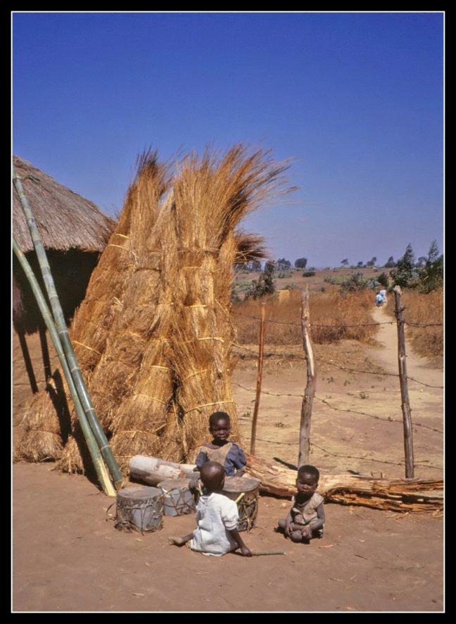 Kinderen in Luganga