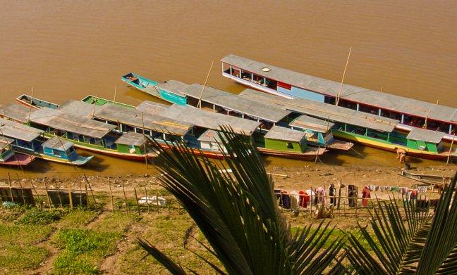 longboats..