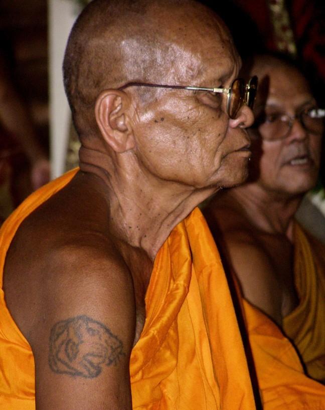 Oude monnik