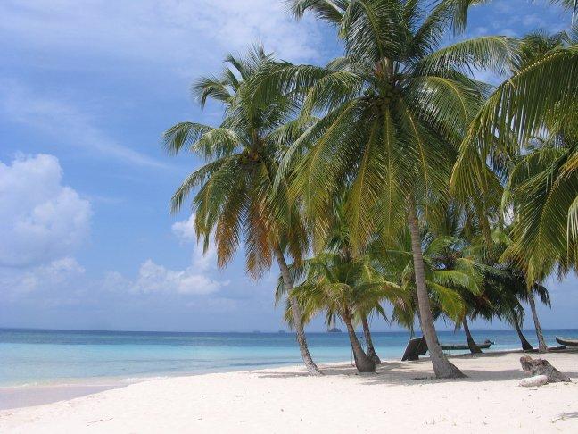 Isla Robinson, San Blas