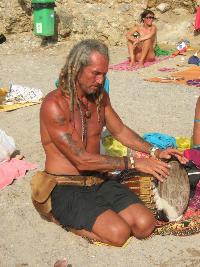 "Ibiza -""One Hippy Island"" dus!"