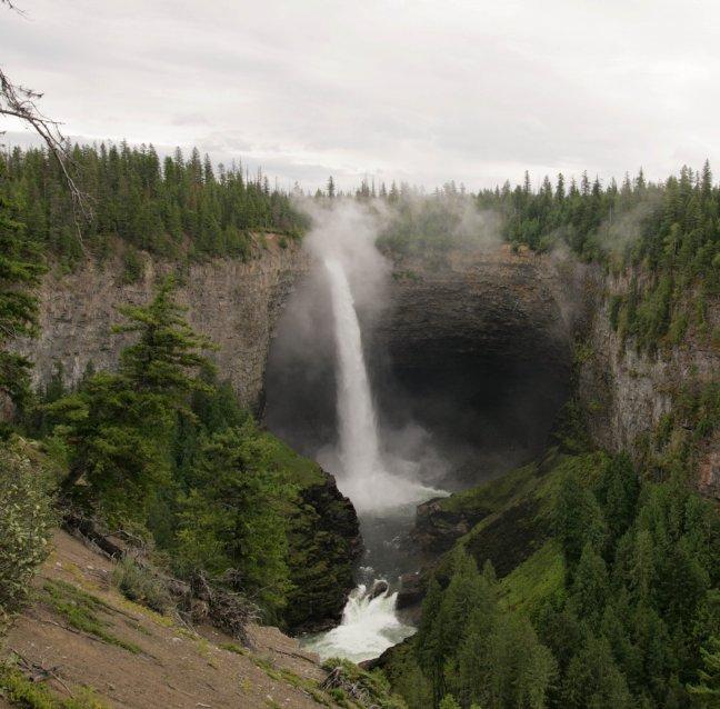 Helmcken Falls, Wells Grey Provincial Park