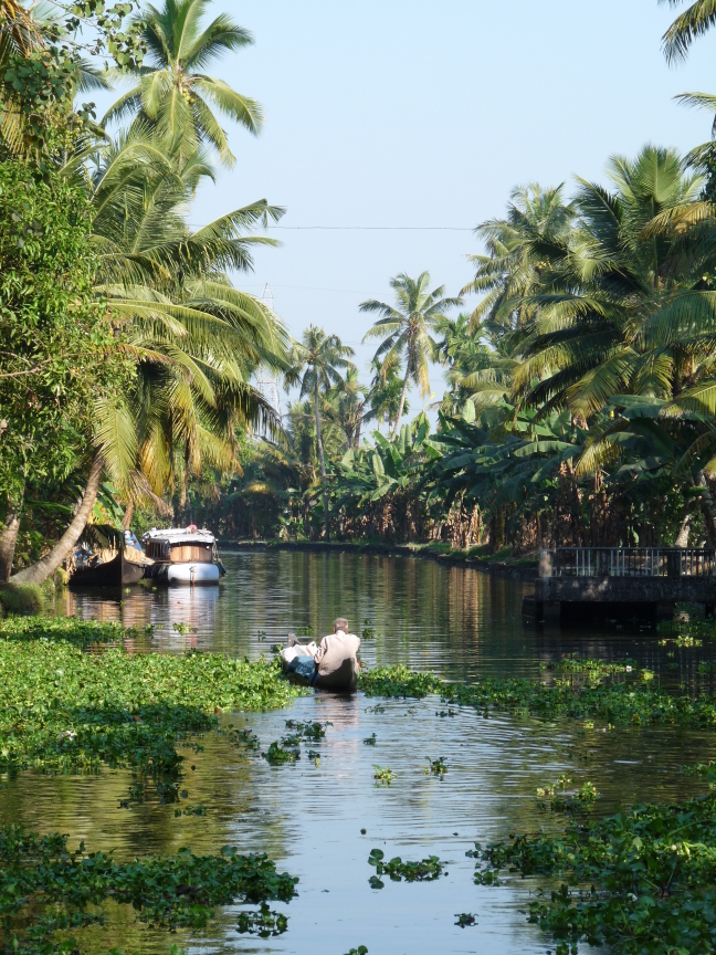 Backwaters India