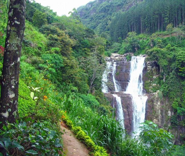 Ramboda waterval