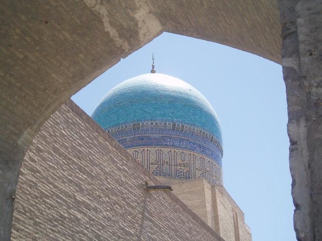 moskee, Buchara