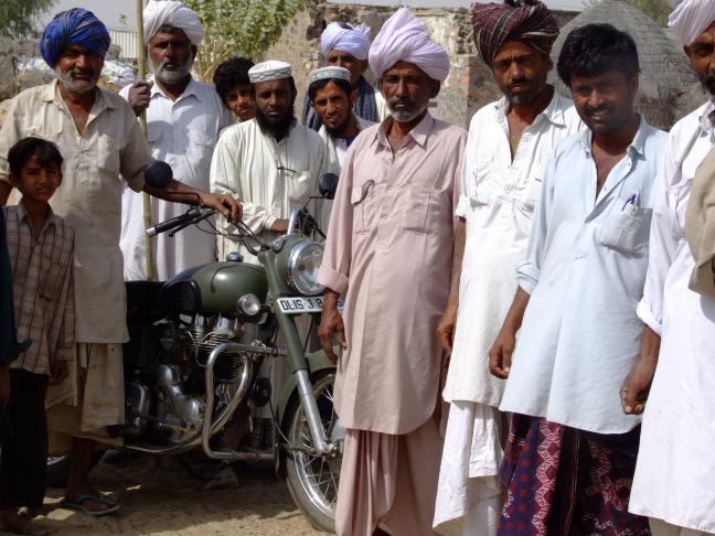 De Mannen en mijn Motor