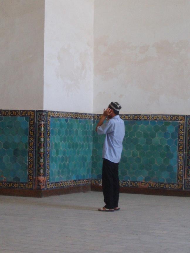 moslim, Buchara