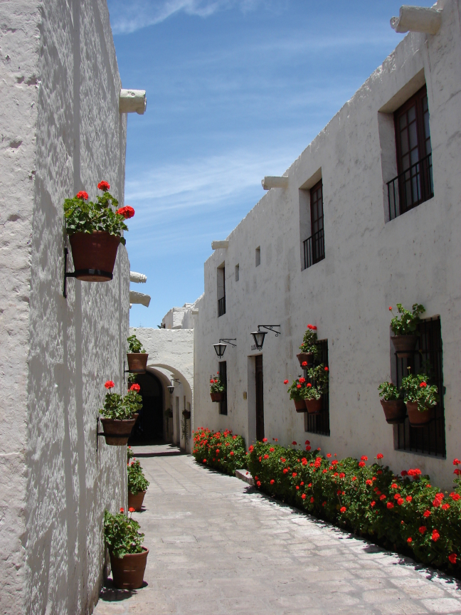 Klooster in Arequipa