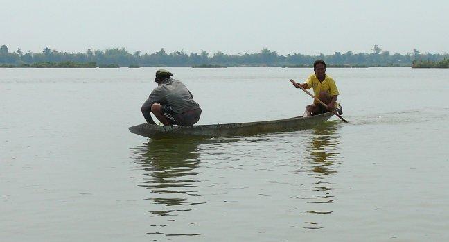 Vissers op de Mekong
