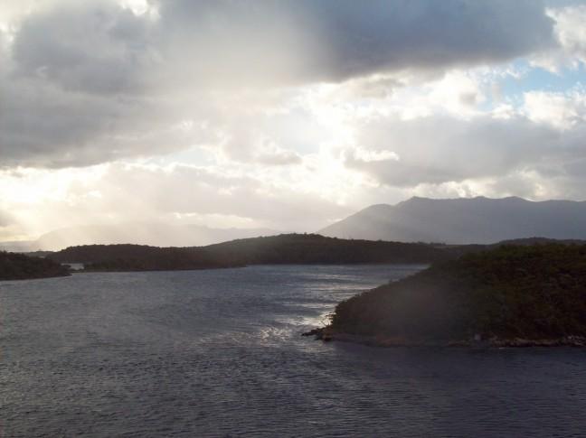 Doorheen de fjorden van Chili per vrachtschip