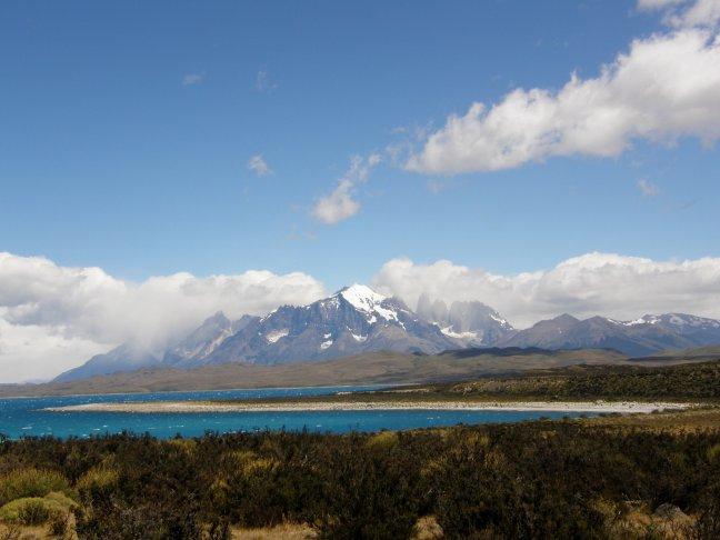overzicht Torres del Paine