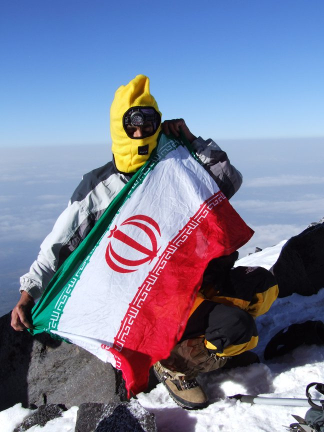 Iranier op Ararat