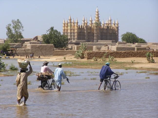 stad aan de Niger