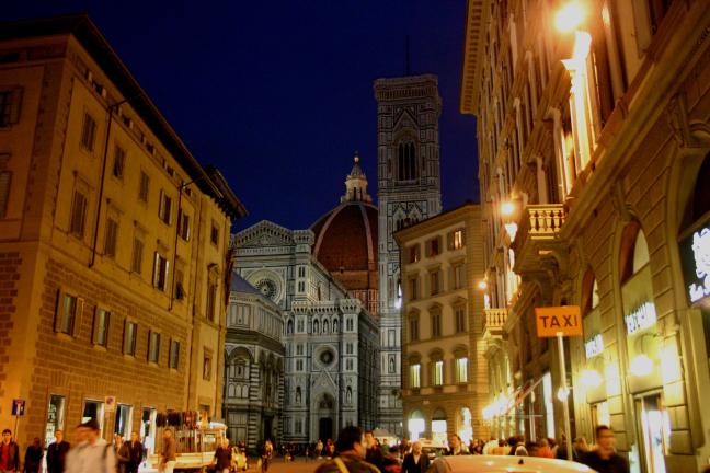 Romantiek in Firenze