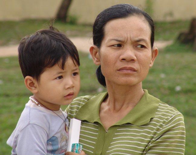 moeder en kind?