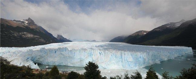 Perito Moreno gletsjer, svp openclicken
