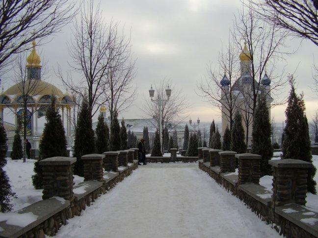 Orthodoxe Kerk in Kremenez