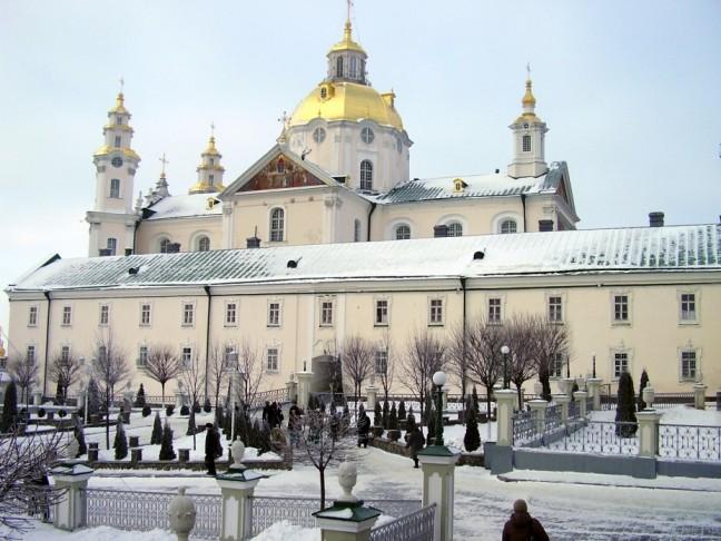 Orthodoxe Kerk.Kremenez.