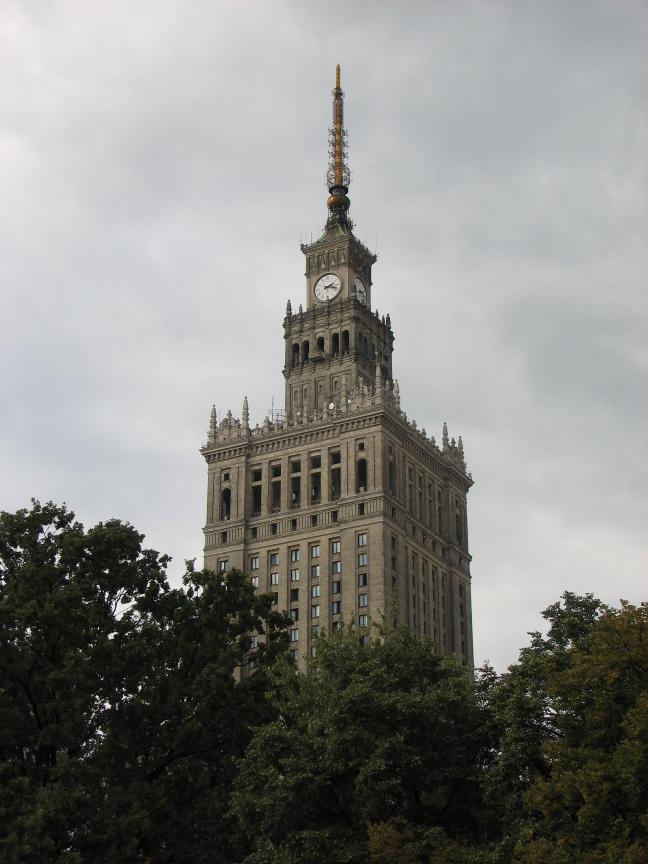 Stalin's Cultuur Centrum