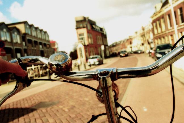 Bikeride perspectief
