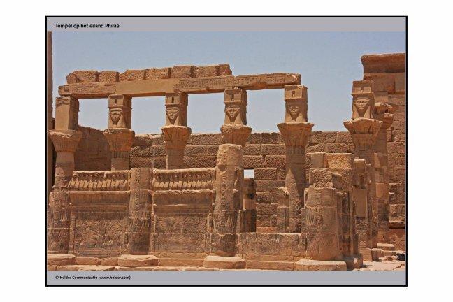 Tempel op Philae