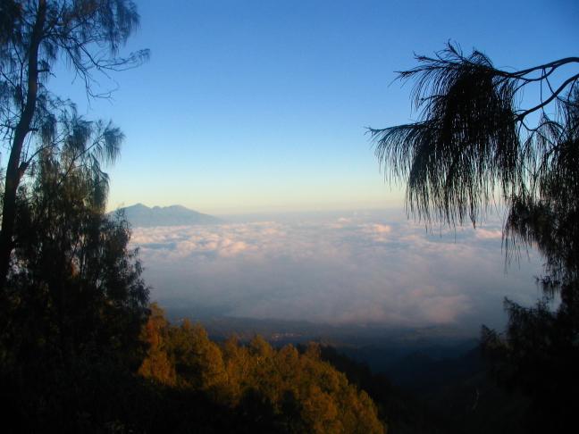 Nabij Gunung Bromo