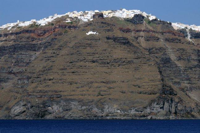 Santorini on top of the world