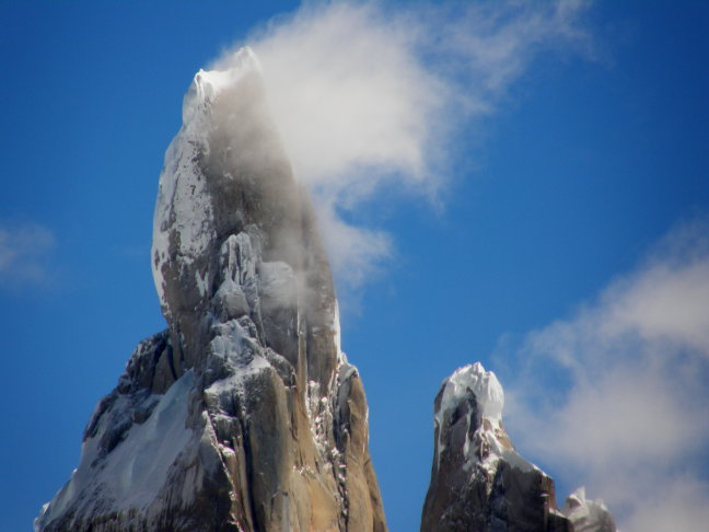 top Cerro Torre