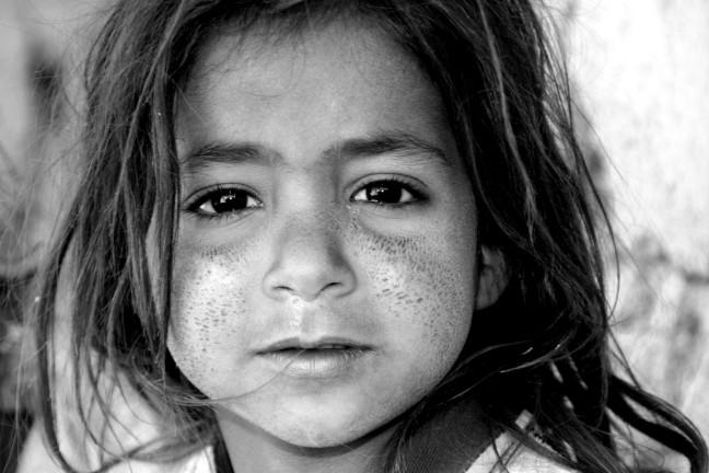 Bedoeïen meisje